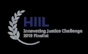 HiiL Challenge finalist Badge